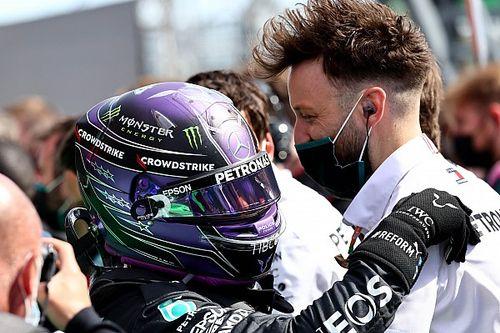 Hamilton, Red Bull'un motor departmanı için Mercedes'ten mühendis almasına şaşırmıyor