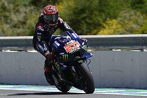 Diminué par son bras, Quartararo renonce au test de Jerez
