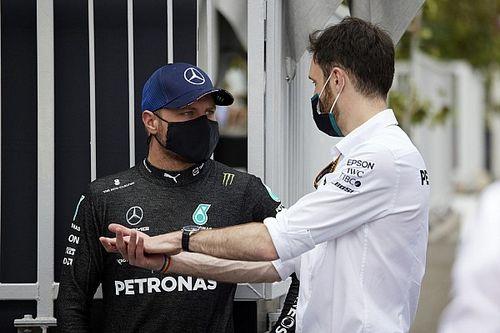 """Bottas: """"Adoro ancora guidare una monoposto di F1"""""""