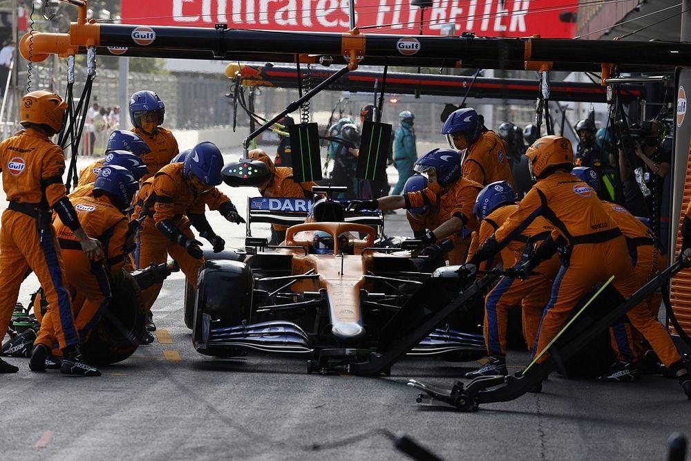 McLaren Masih Kurang Puas dengan Performa Kualifikasi