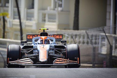 A McLaren egyáltalán nem számított monacói pódiumra