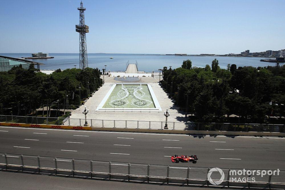 ¿A qué hora es la carrera de F1 en Bakú? Horario diferente