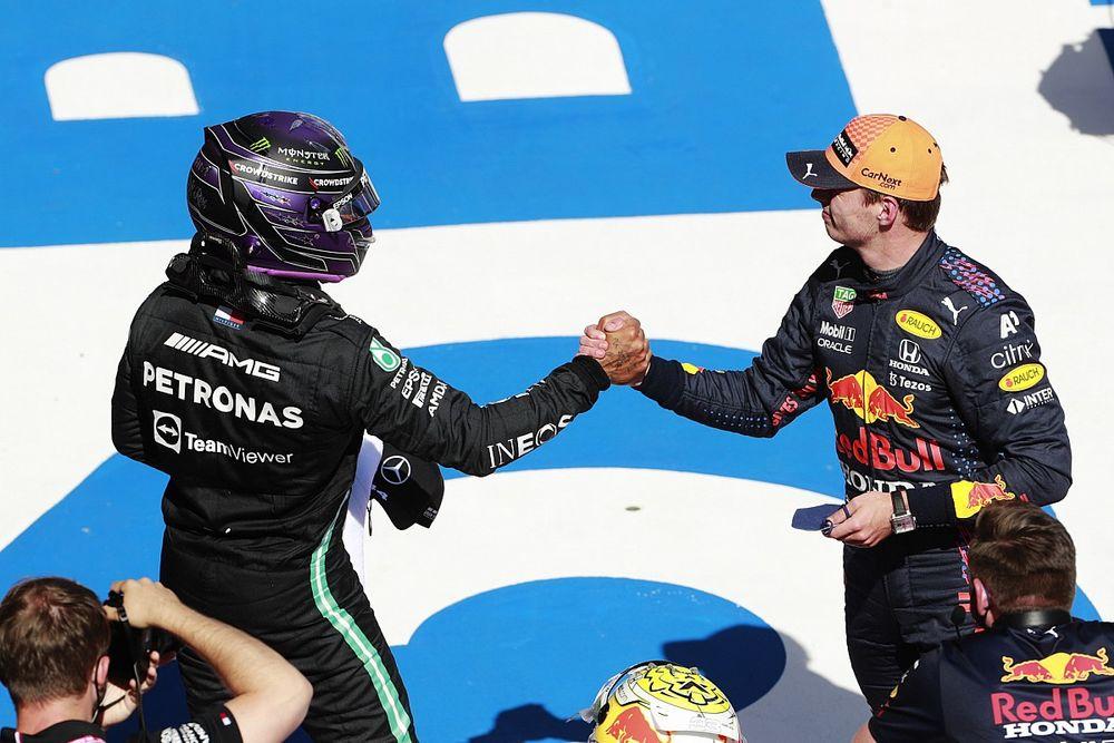 "Ecclestone: ""Hamilton niet langer absolute nummer één in F1"""