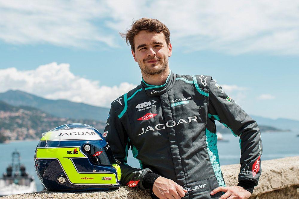 Dillmann returns to Formula E in Jaguar sim and reserve role