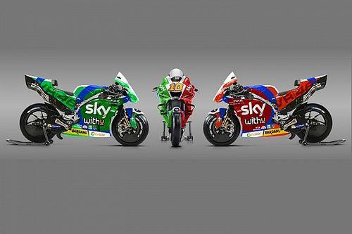 MotoGP: al Mugello la Ducati di Luca Marini sarà tricolore