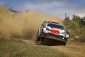 SS1 Reli Kenya: Toyota 3 Besar, Ogier Unggul Tipis atas Rovanpera