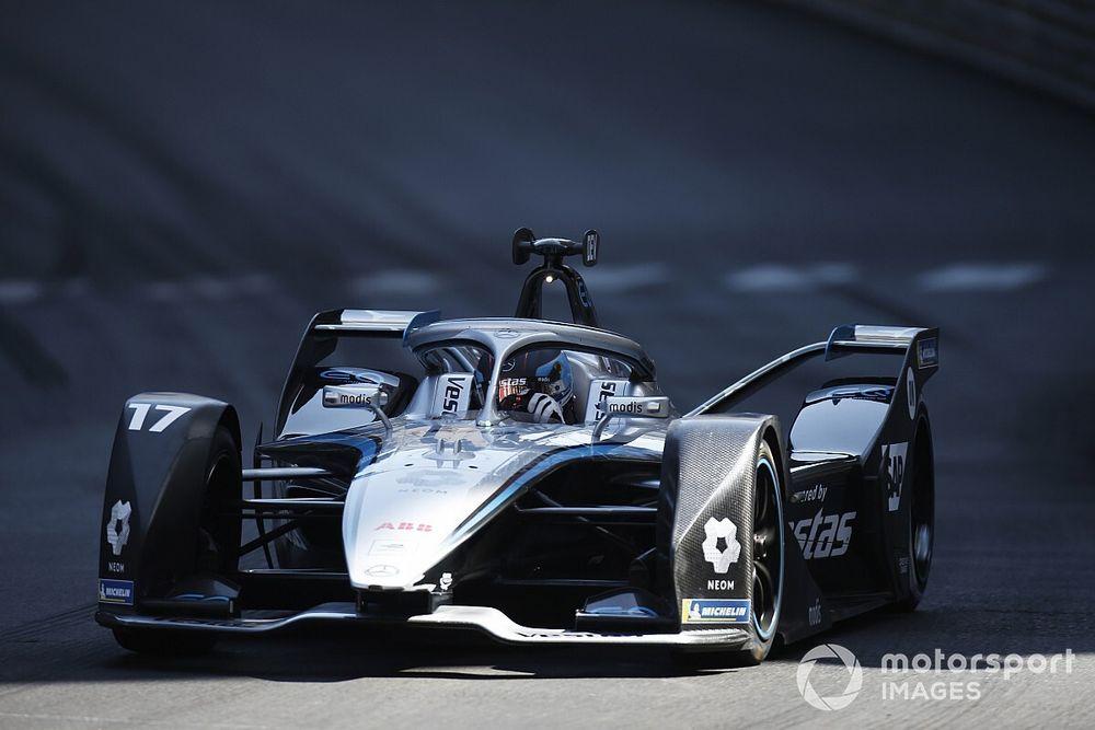Mercedes firma una opción para seguir en FE, pero no se compromete