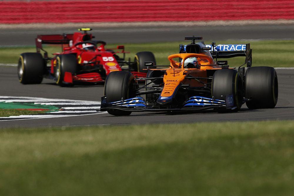 Ricciardo: Mon rêve c'était d'être en F1, pas chez Ferrari
