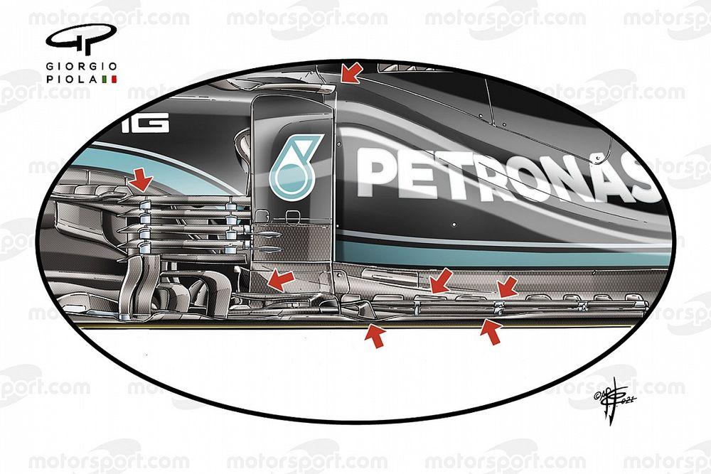 Mercedes: la W12 è pari alla Red Bull, farà la differenza la strategia?