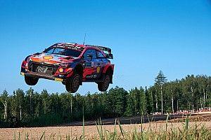 Dernier pointage avant le Rallye de Finlande 2021