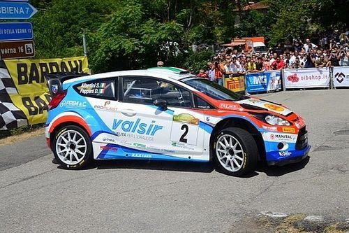 IRC: Albertini-Fappani centrano la vittoria nel 36° Rally del Casentino