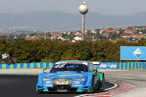 دي تي أم: أودي تتألّق بقيادة مورتارا في السباق الأوّل في المجر