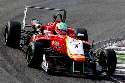 Monza EF Open: Pulcini extends points lead with double win