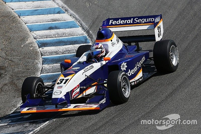 Title contenders' first-lap clash hands win to Dapero
