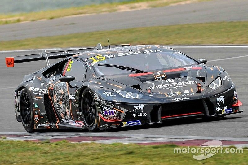 FFF Racing preserves GT Asia points lead with a fine podium finish in Shanghai