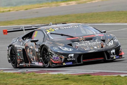 Championship winners FFF Racing Team announce Blancpain GT Series Asia entries