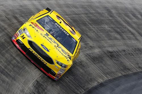 Buescher earns provisional spot in the Chase with top five finish
