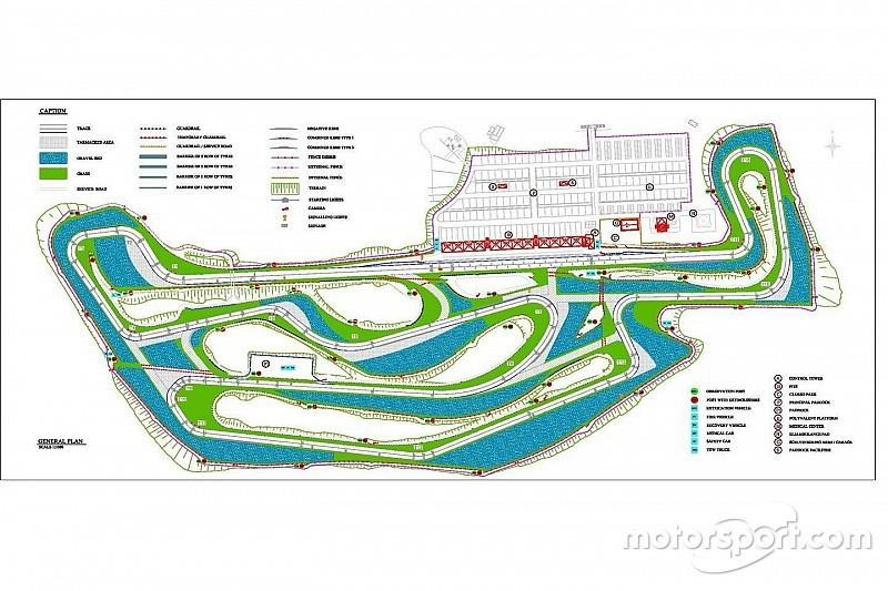 Esclusivo: ecco come si svilupperà il Circuito de Tenerife!