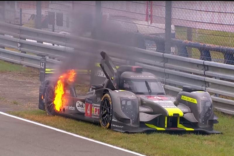 Video: Crashs und Unfälle bei den 24 Stunden von Le Mans