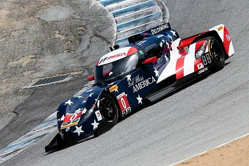 DeltaWing qualifies in a solid sixth