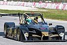 Andrea Gagliardini porta al debutto la nuova Wolf GB08 Honda CN2