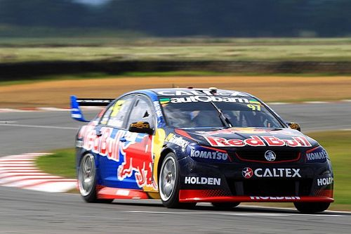 Tasmania V8s: Van Gisbergen notches up Holden's 500th win
