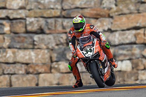 Ducati en embuscade en Aragón