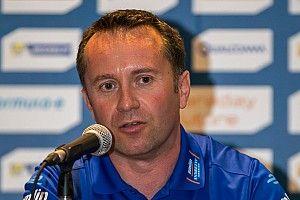 Roger Griffiths non sarà più Presidente della F.E Teams Association