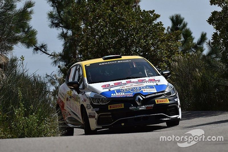Una vittoria a testa per Andolfi Jr e Panzani al Rallye Sanremo