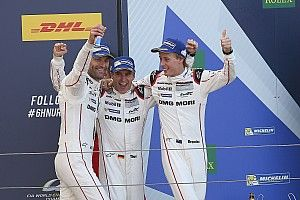 WEC Nurburgring: Porsche kalahkan Audi, mobil #1 rebut kemenangan