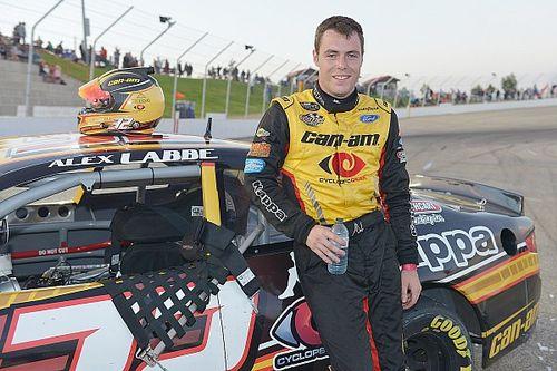 Alex Labbe, Cayden Lapcevich score wins in NASCAR doubleheader