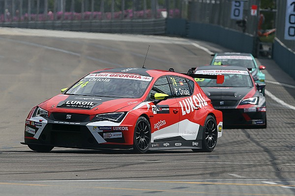 Craft-Bamboo scores double podium and retains drivers' championship lead