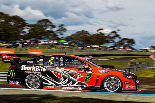 Final Holden Racing Team winner set for online auction