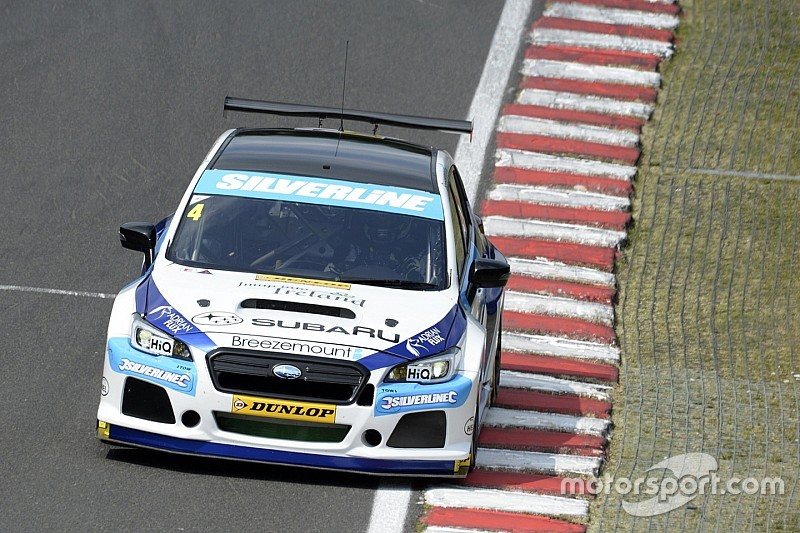 Brands Hatch BTCC: Turkington dominates opening race of finale