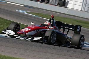 Jamin, Franzoni, Megennis lead Mazda Road To Indy test