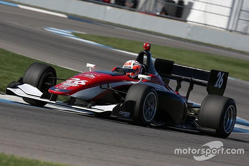 Ніколя Жамен став пілотом молодіжної команди Andretti Autosport