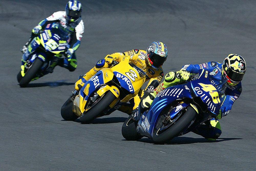 Biaggi et Márquez saluent le départ de Rossi, leur ancien rival