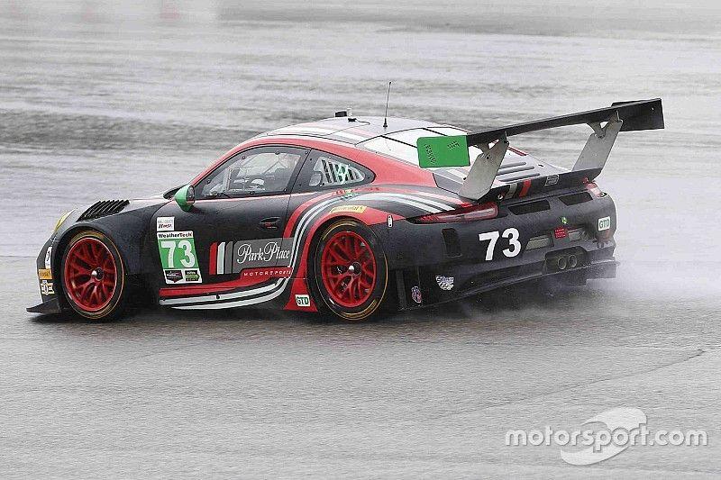 Park Place pulls Porsche 911 from VIR race
