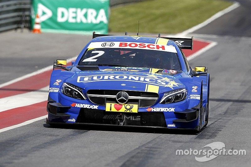 Robert Wickens kicks off the Motorsport Festival at the Lausitzring with a podium