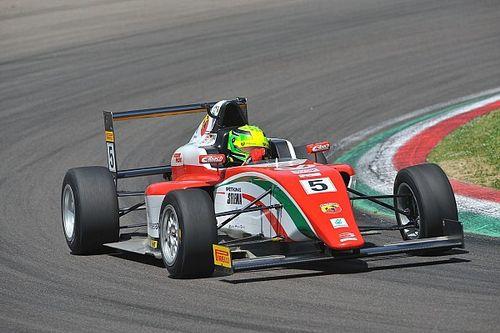 Mick Schumacher e Marcos Siebert sono i poleman di Imola