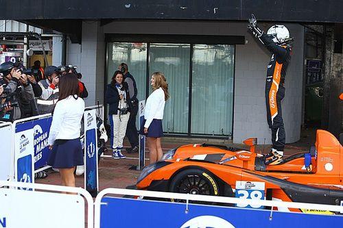 Ван дер Гарде принес G-Drive Racing уверенную победу