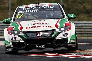 Morocco WTCC: Huff leads the way in testing on new layout
