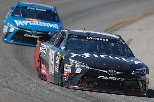 """Edwards crew chief: NASCAR fans """"don't want to see team orders"""""""
