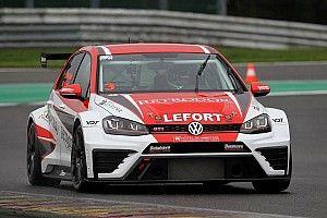 Benelux, la Delahaye Racing inizia i test con la Golf a Spa