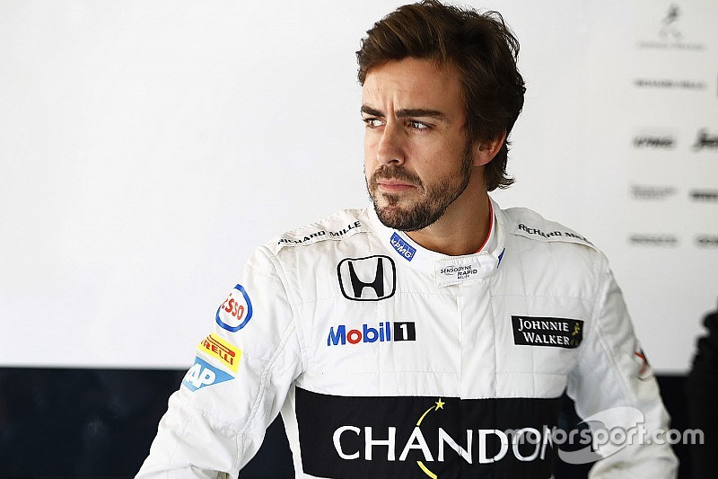 Alonso admits recovery took longer than expected
