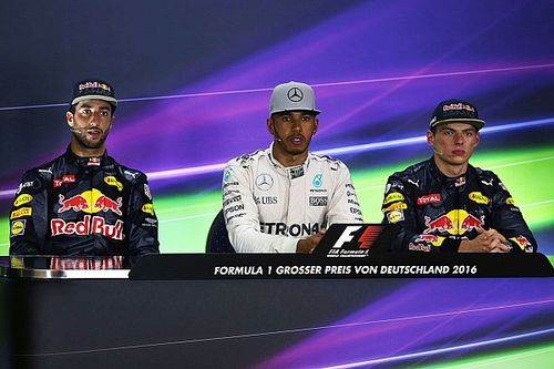 German GP: Post-race press conference