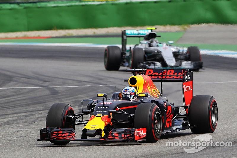 Red Bull націлені на Mercedes