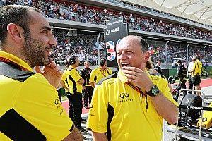 Renault has no plans to replace Vasseur