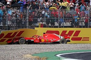 Масса объяснил проблемы Ferrari неспособностью справиться с прессингом