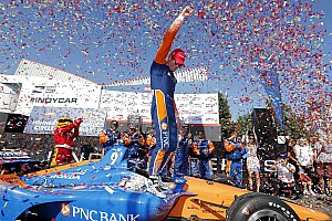IndyCar Race report Toronto IndyCar: Dixon dominates, title rivals caught in carnage